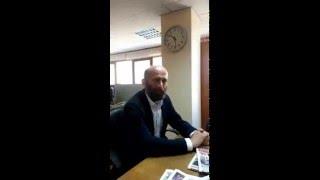 Erdem Gül'ün Cumhuriyet'in Ankara bürosuna dönüşü Periscope'dan canlı yayınlandı