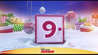 Julekalenderen låge #9 - Disney Junior Danmark