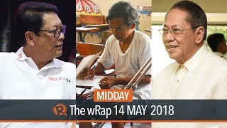 Barangay & SK elections, Angara dies, Bello on Kuwait deployment ban | Midday wRap