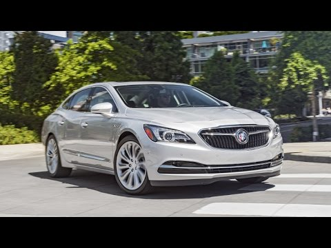 2017 BUICK LACROSSE: A completely unprofessional review
