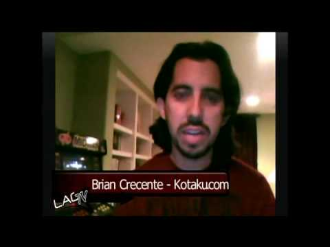 LAGtv 2.0 - Brian Crecente - Pt 2