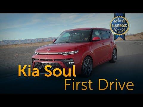 2020 Kia Soul -  First Drive