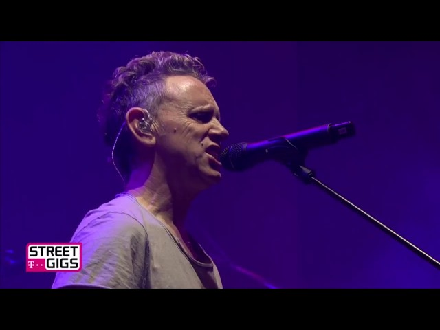 Depeche Mode Live in Berlin 2017
