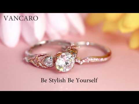 Vancaro Classical Engagement Ring Collection for Women