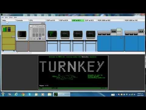 Corriendo el Emulador del IBM System 360