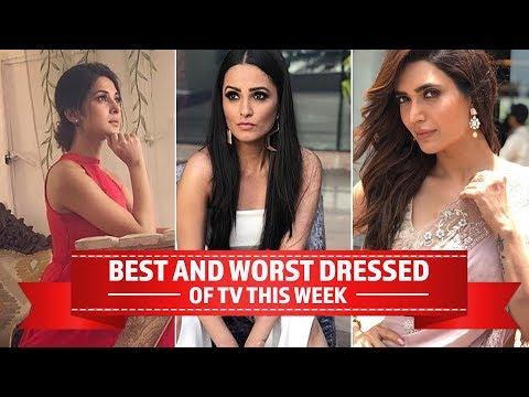 Jennifer Winget, Anita Hassanandani, Karishma Tanna: TV's Best and Worst Dressed of the Week thumbnail