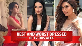 Video Jennifer Winget, Anita Hassanandani, Karishma Tanna: TV's Best and Worst Dressed of the Week download MP3, 3GP, MP4, WEBM, AVI, FLV Oktober 2018