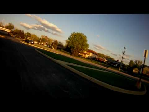 Cycling in Lansing, IL and Thornton Fractional South High School
