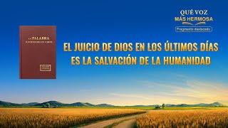 """Película evangélica """"¡Qué voz más hermosa!"""" Escena 5 - El juicio de Dios en los últimos días es la salvación de la humanidad"""
