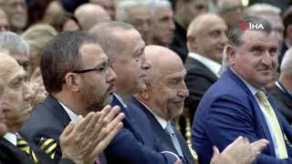 """Ali Koç: """"Kenan Evren Lisesi'nin devri gerçekleşti. Bu konuda Cumhurbaşkanımıza teşekkür ederim"""""""
