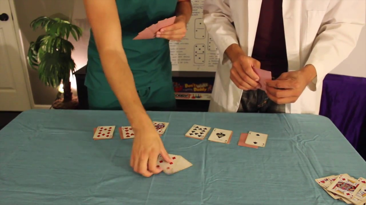 How To Play Oh By The Game Doctor Card