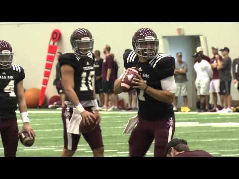 Texas A&M Fall Camp Day 7 Highlights