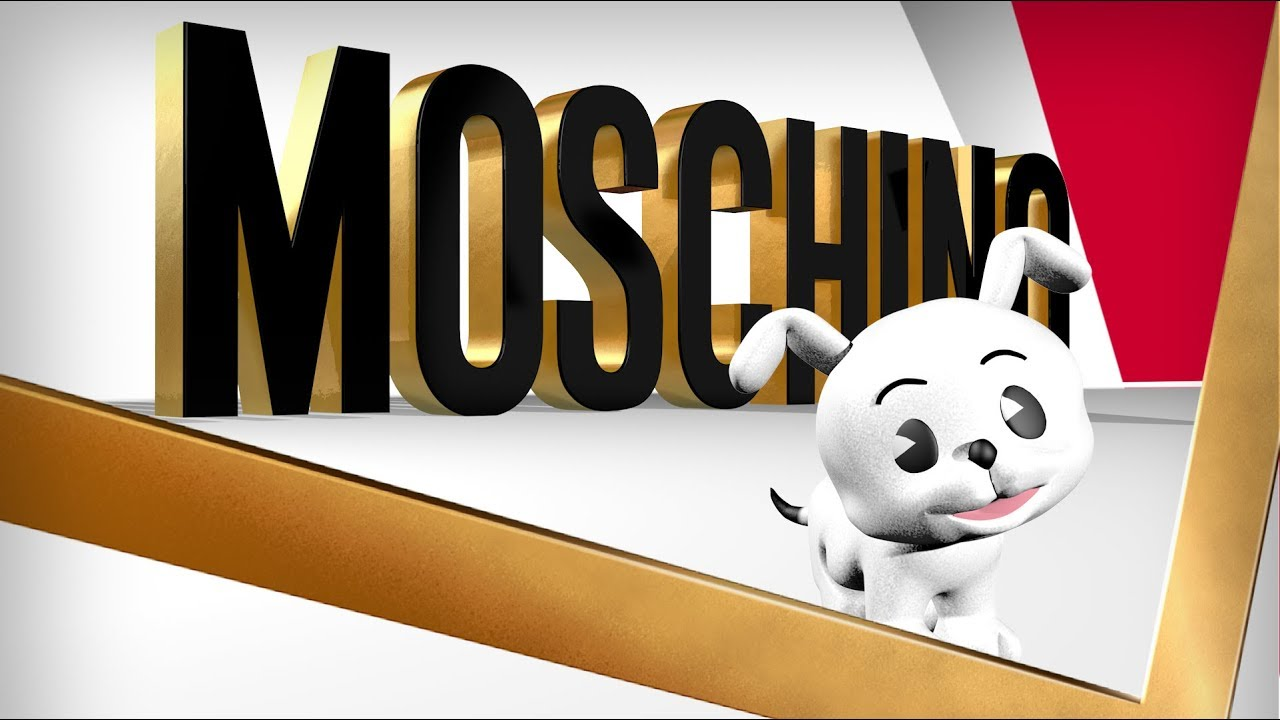 Chinese New Year 2018: Moschino meets Pudgy, best friend of Betty Boop!