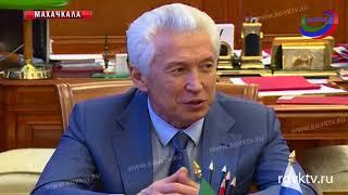 Врио главы Дагестана  провел встречу с   Уполномоченной по правам человека
