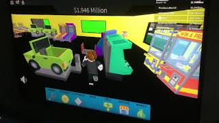 ME AND PATRICK START OUR OWN ARCADE! Danish ROBLOX Arcade Tycoon (Section 1)