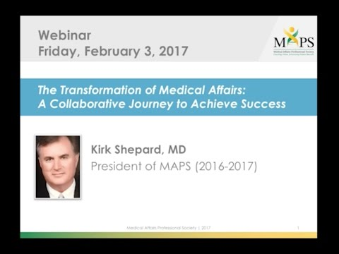 The Transformation of Medical Affairs  A Collaborative Journey to Achieve Success