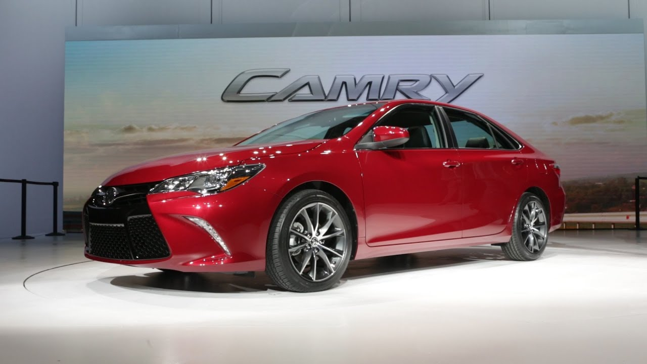 2017 Toyota Camry Preview Consumer Reports