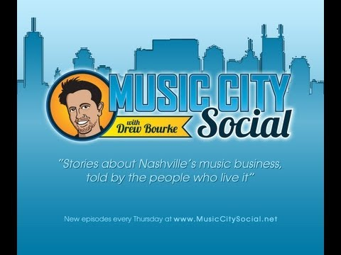 RON OATES - Episode 014 of Music City Social