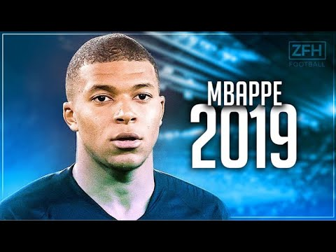 Kylian Mbappé Compilation(Skills and Goals)HD