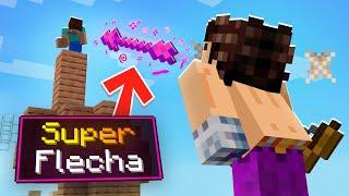 Minecraft Skywars (No se espera LAS SUPER FLECHAS)