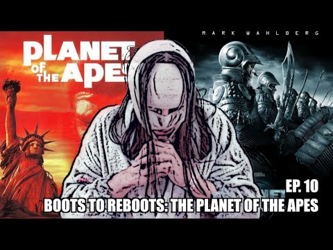 Boots To ReBoots: The Planet of the Apes Review