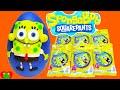 SpongeBob Puzzle Eraseez Puzzle Erasers