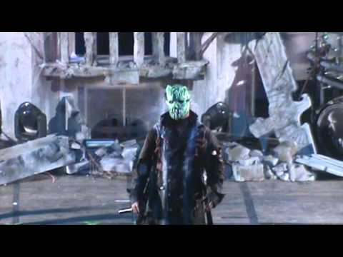 "Mushroomhead ""When Doves Cry/Among The Crows"" @ Halloween Show 2015"