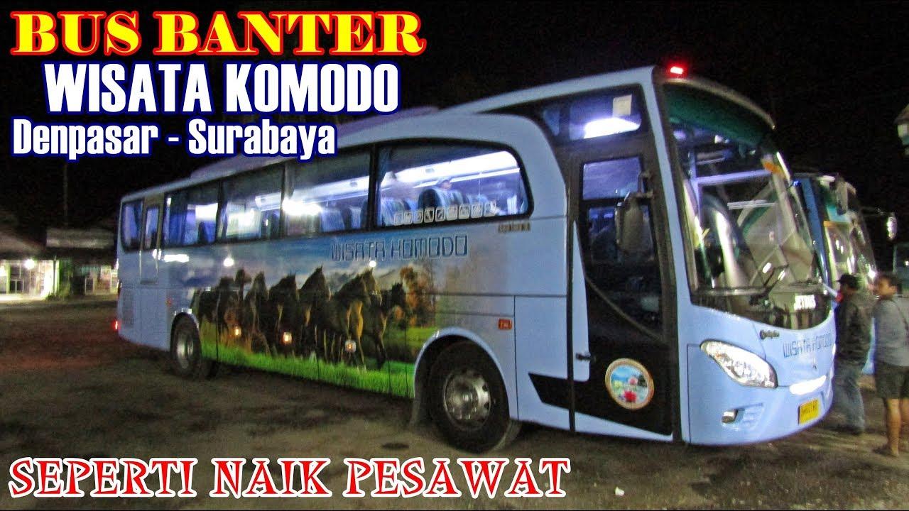 Seperti Naik Pesawat, Buaannter, Tanpa Airsus. Trip by Wisata Komodo  Denpasar-Surabaya
