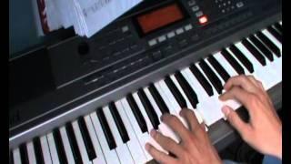 Beast Loose in Paradise (Lordi keyboard cover)