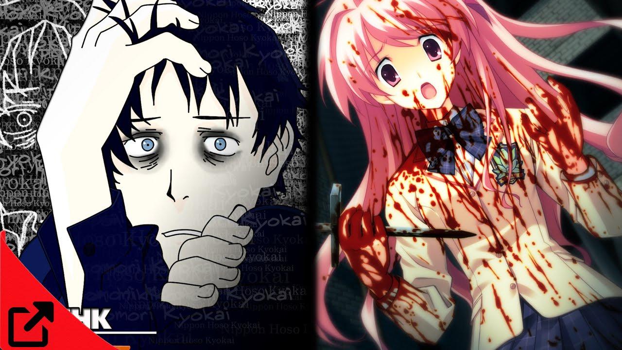 Top 5 Animes Similar To NHK Ni Youkoso