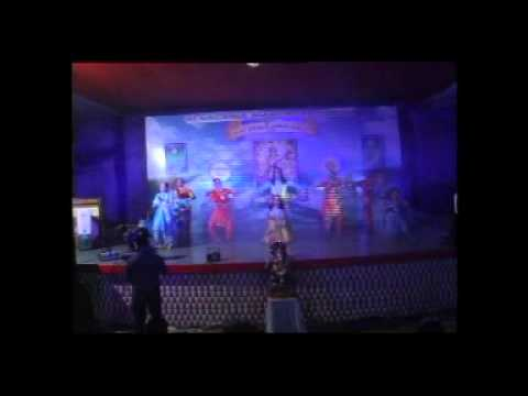 Namoh Namoh dance at 50th  Saraswati Samarambh at...