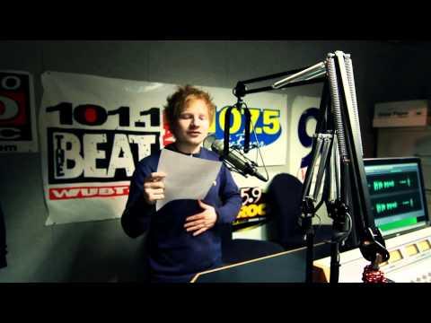Ed Sheeran: US Tour Diary 2013 (Part 2)