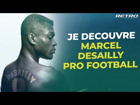 Retro Football : Je découvre...Marcel Desailly Pro Football (c'est nul)