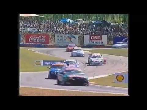 V8 Supercars 2002 Season | Round 4: Hidden Valley