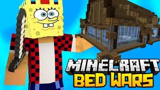 КРАСТИ КРАБС ЗАХВАЧЕН - Minecraft Bed Wars (Mini-Game)