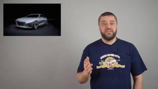 В 2018 году в России появится новый седан Genesis G70 смотреть
