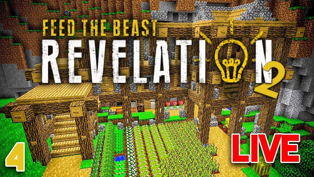 FTB Revelation 2 EP4 Sub/Patreon Server LIVE #PG13