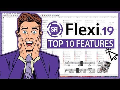 TOP 10 DESIGN FEATURES IN FLEXI
