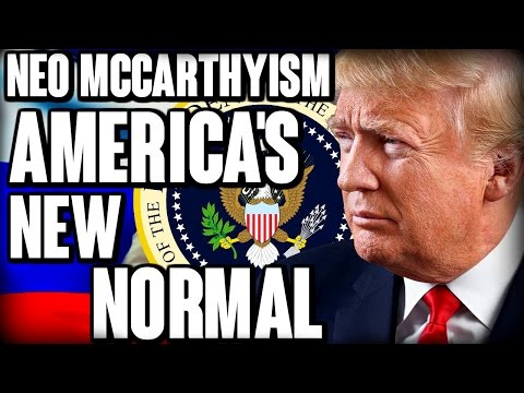 Neo McCarthyism America's New Normal   The Millennial Revolt