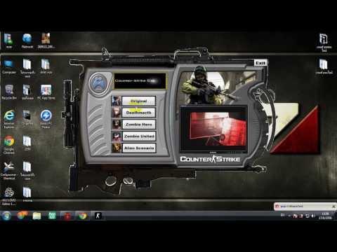 แนะนำเกมส์ counter-strike xtreme v7