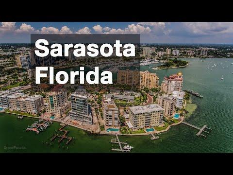 Sarasota Florida Drone