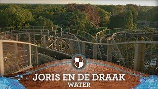 Kijk Joris en de Draak water onride filmpje