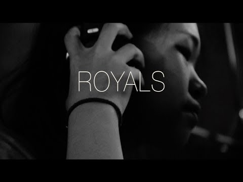 Royals: Lorde | EMusicSG Cover
