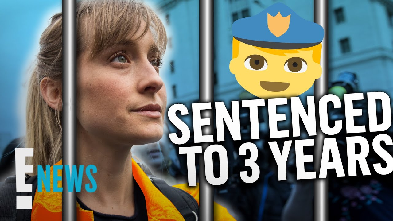 'Smallville' actor Allison Mack sentenced to 3 years in NXIVM sex ...
