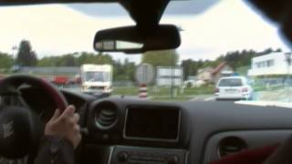 Nissan GT-R Black Edition Test Drive