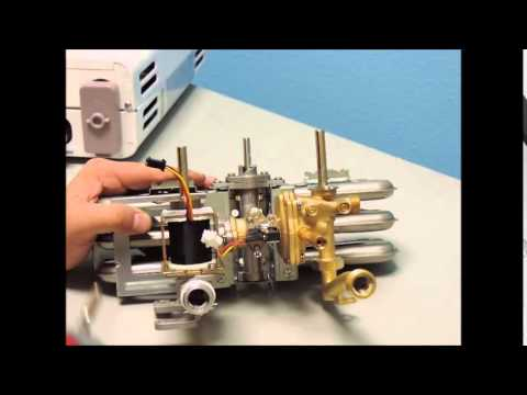 (EspanolSpanish) Marey Tankless Water Heater GA5L Gas