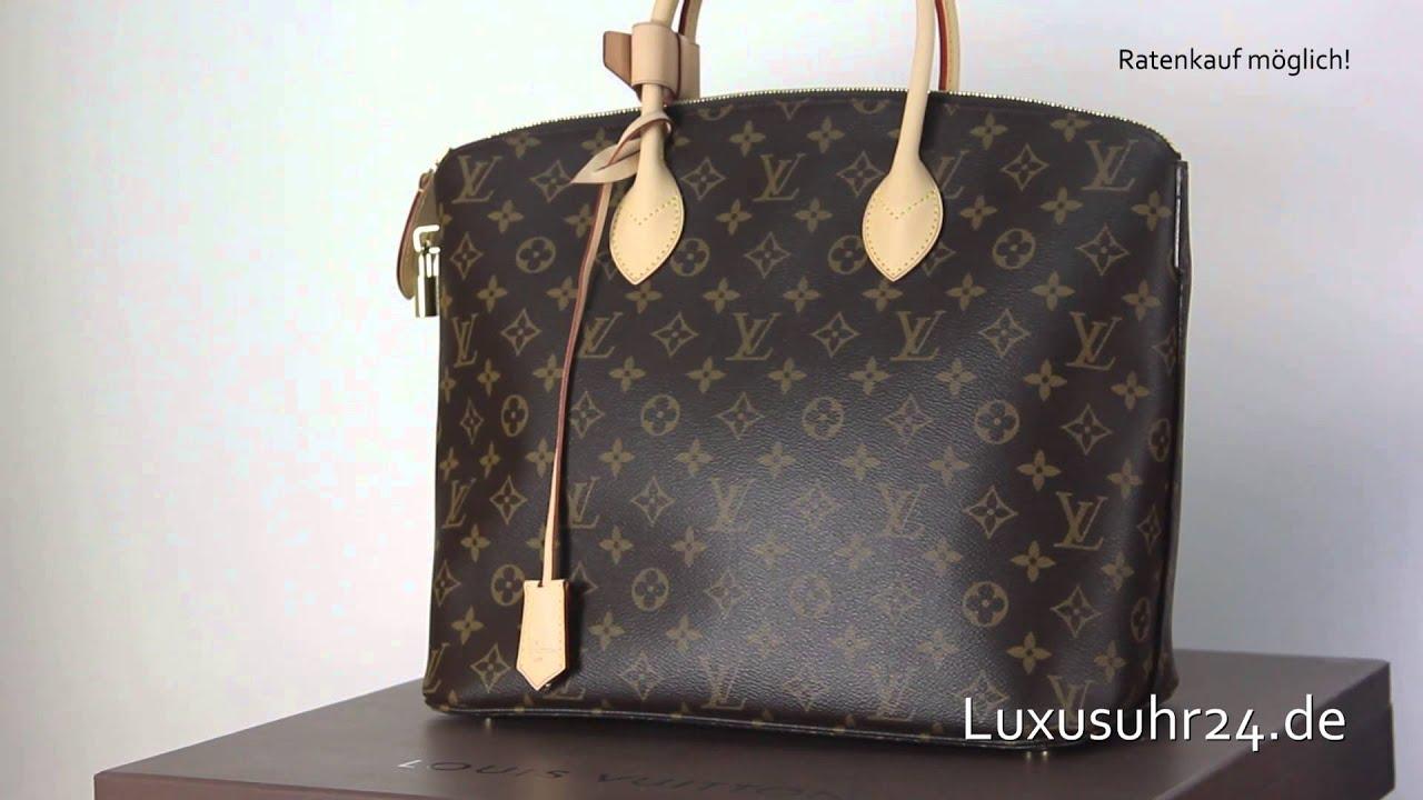 c0bba2ad5ea5d Louis Vuitton Lockit MM M40606 Luxusuhr24 Ratenkauf ab 20 Euro Monat ...