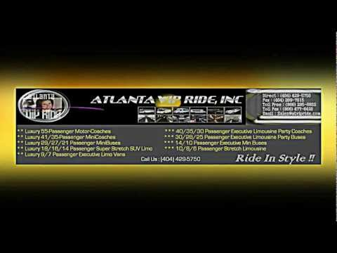 Atlanta Limousine - Wedding Limos, Party Bus,Sprinter Van, Sprinter Rental Atlanta