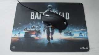Zowie ZA12 (ZA Series) Gaming Mouse Review (The FK Cousin)