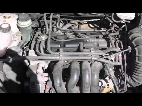 Ford Focus Mk1 1.6 16v Zetec SE Engine Code FYDA